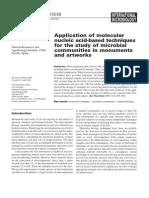 Aplicacion de Acidos en Comunidades Microbianas