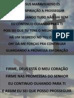 1 AOS PÉS DA CRUZ