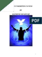 God's Unmerited Favour by Raymond McGough ebook