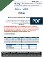 ValuEngine Weekly:JPMorgan,P&G,Finance Stocks, and Suttmeier