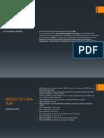 Arquitectura SUN