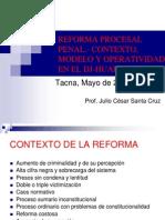 TACNA Contexto Modelo Operatividad