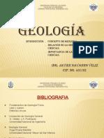 Geologia - Clase I