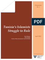 Tunisia's Islamists Struggle to Rule