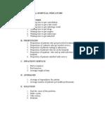 Kamuzu Central Hospital Indicators