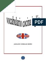 Vocabulario Cocina Ingles