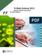 OECD PIAAC Skills Outlook 2013