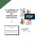 CUADERNILLO DIDACTICO_LENIN_ FORMACIÓN SOCIALISTA-1