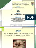 PRESENTACION CAIDAS