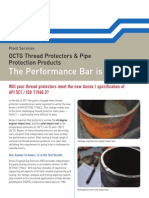 SES - Thread Protectors & Pipe Protection Products