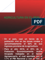 AGRICULTURA PERUANA