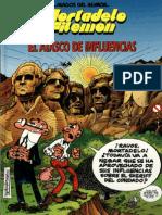 Mortadelo y Filemon -El Atasco de Influencias