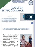 Polifarmacia en El Adulto Mayor