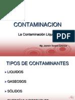 Contaminación Líquida