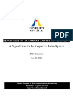 A Signal Detector for Cognitive Radio System.pdf
