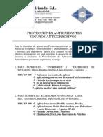 CRC SP 400-Protec Antioxidantes