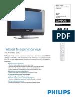 Television Philips Cineos 26pf9531 10 Pss Esp