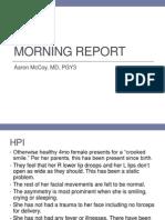Asymmetric Crying Facies (ACF) 08.26.2013