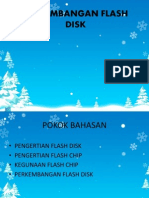 Perkembangan Flash Disk