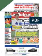 LE BUTEUR PDF du 22/07/2009