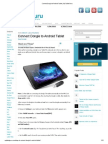 Connect Dongle to Android Tablet _ My Tablet Guru