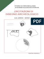 86330835 Disegno Archeologico La Ceramica e i Suoi Aspetti