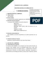 h3g Tecmed - `Practica Empresarial - Reinaldo Montes