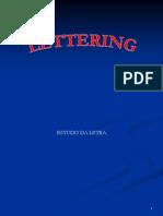Lettering - Estudo Da Letra