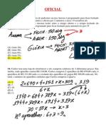 provas-DETRAN-SP-fabiano - matemática