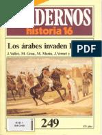 249 - Los arabes invaden España