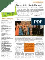 Frederick FYI newsletter — October 2013