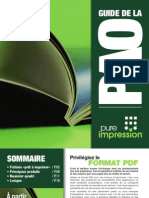 Guide Pao Pure Impression