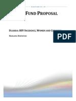 global fund proposal - uganda