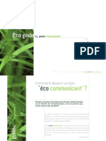 ECO-GUIDE by PURE IMPRESSION