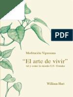 Art of Living - Spanish.es