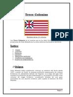 13 colonias