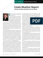 The Real Estate Weather Report - Jul 09 - Ken Roberts