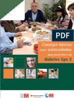 Consejos Autocuidados Diabetes
