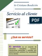 Servicio Al Cliente TCB