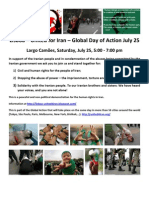 Lisboa United4Iran GlobalActionDay 25July EN
