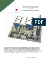 EVT1000 Manual