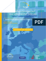 Logement Social Europe Resume
