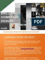 53 Examples of Brilliant Homepage Designs Final COSCTA Edit