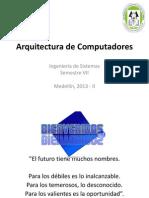 Arquitectura_de_Computadores_Presentación_Gral_UCC_2013