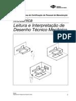 Apostila - SENAI - Leitura e Interpretação de Desenho Técnico Mecânico - II