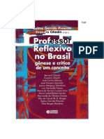 Selma Garrido Pimenta - Professor Reflexivo no Brasil - Gênese e critica de um conceito