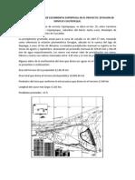 Sistema de Drenaje de Escorrentia Superficial en El Proyecto 2
