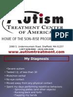 Autism Treatment Center Of America, Son Rise Program