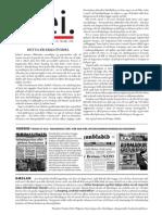 Dagblaðið Nei. 1. tölublað, 16. okt 2008