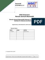 AISG ES-RAB v 2.1.0